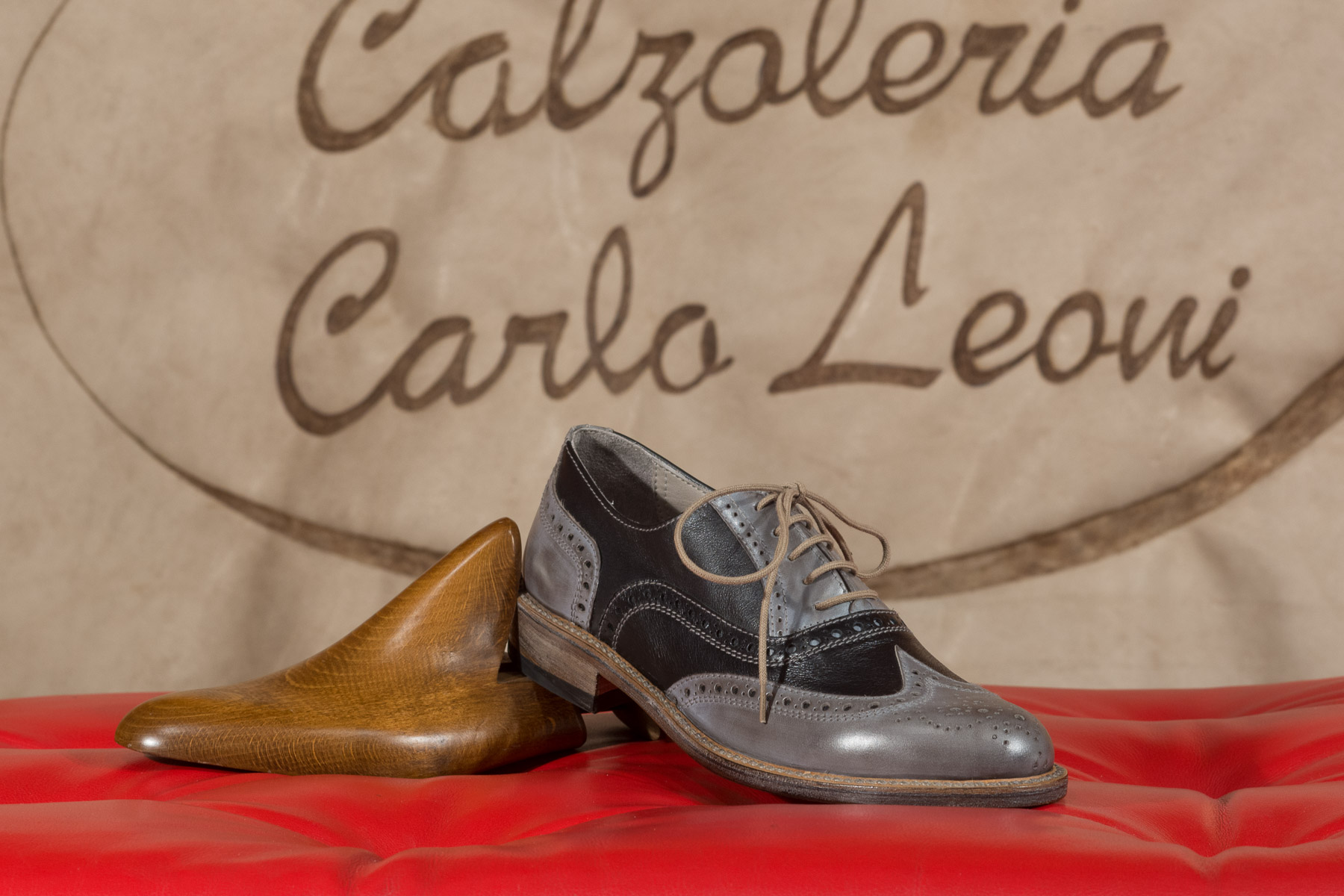521e355570 Calzoleria Carlo Leoni - Calzature artigianali in cuoio e gomma ...